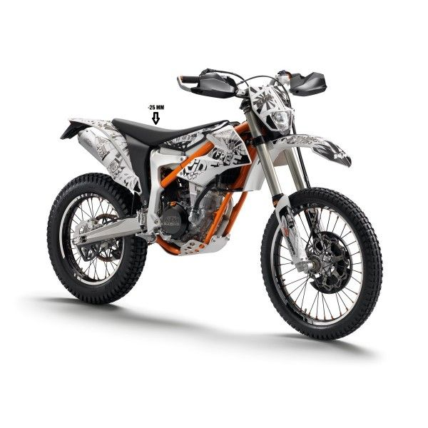 KTM Kit Coborare Suspensii KTM Freeride -25mm
