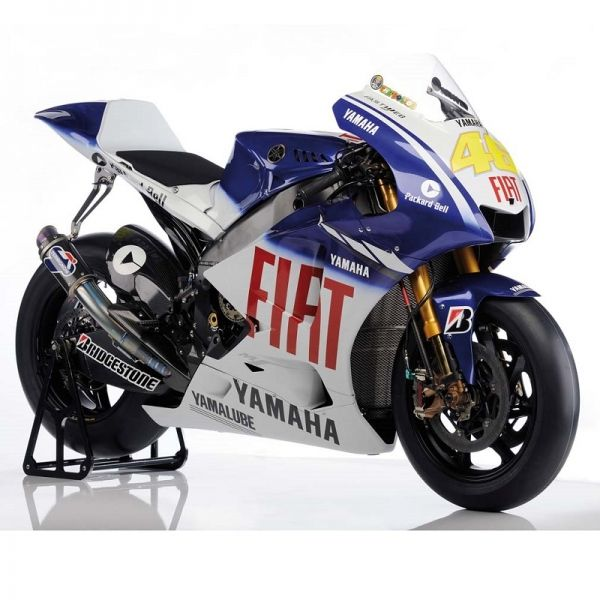 Machete On Road Maisto Macheta Yamaha Valentino Rossi 2009 1:12