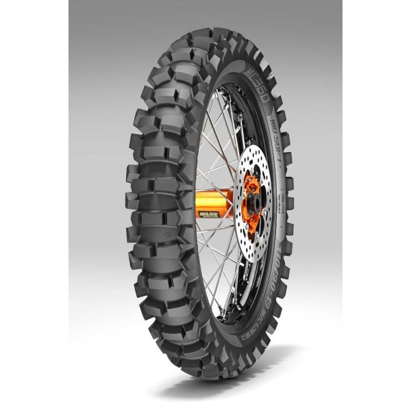 Metzeler ANVELOPA MC360 MIDSOFT REAR 110/100 - 18 64M TT