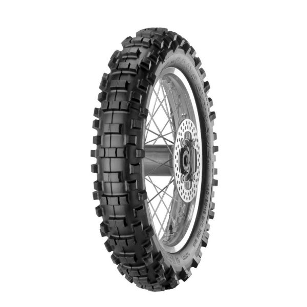 Metzeler ANVELOPA MCE 6 DAYS EXTREME REAR 120/90-18 65M TT M+S
