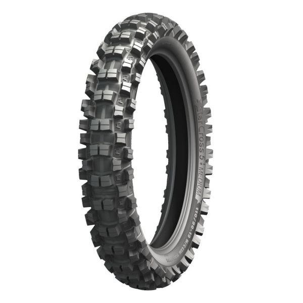 Michelin ANVELOPA STARCROSS 5 MEDIUM SPATE 120/90-18 65M TT NHS