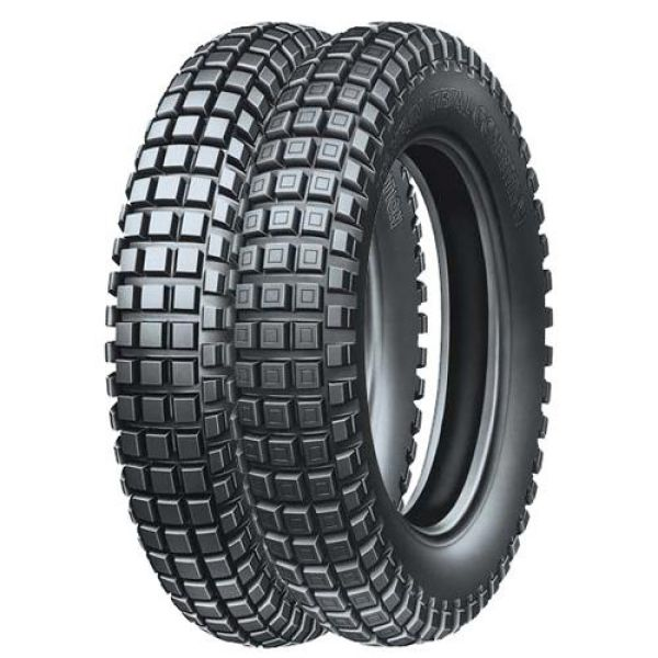 Michelin ANVELOPA TRIAL LIGHT FRONT 80/100-21 51M TT