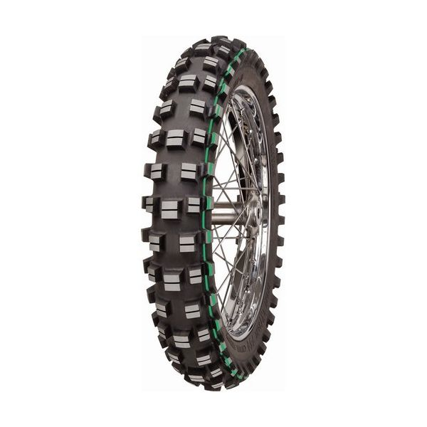 Mitas Anvelopa XT-754 120/90-18 65M TT Super Light Dunga Verde
