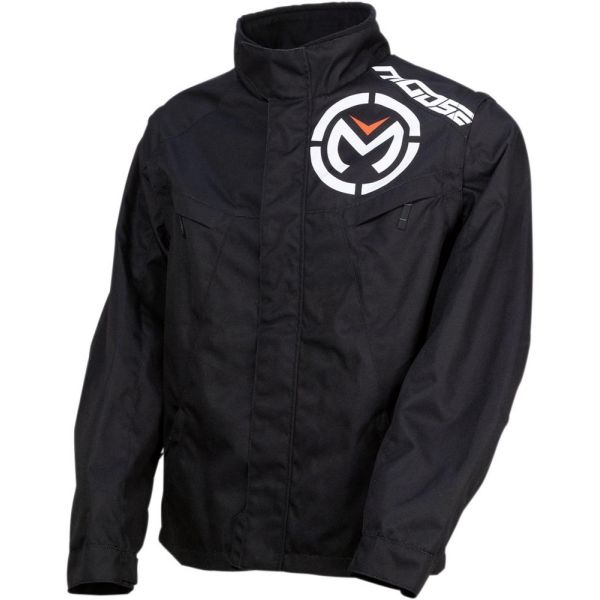 Moose Racing Geaca ATV Qualifier Black S9