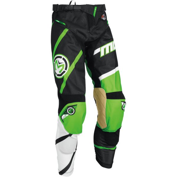 Pantaloni MX-Enduro Moose Racing LICHIDARE STOC Pantaloni S7 M1 Green/Black