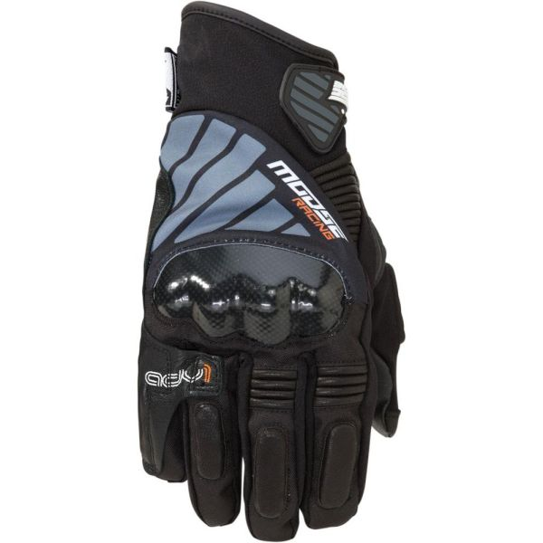 Moose Racing Manusi ADV1 S7 Mid Cuff Black