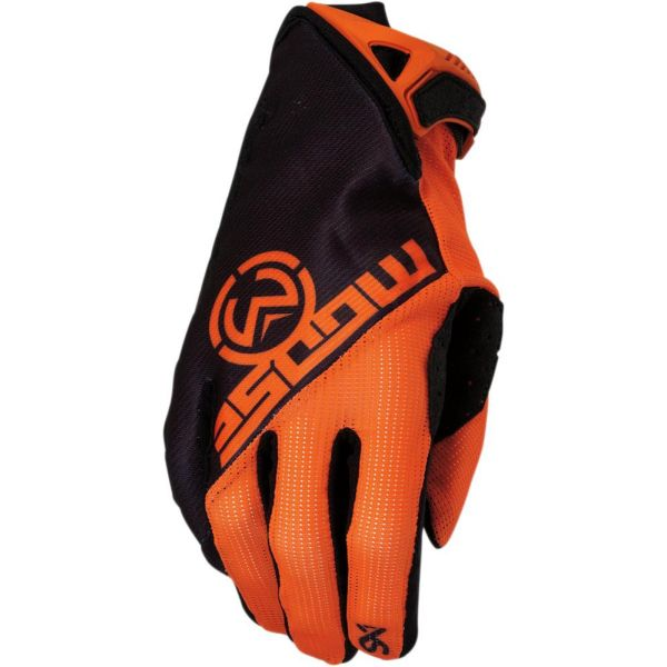 Moose Racing Manusi SX1 Black/Orange S9 Copii