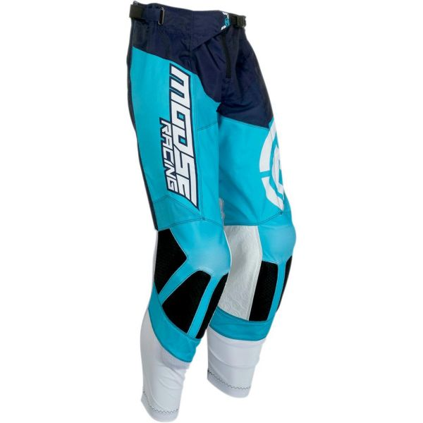 Moose Racing Pantaloni M1 Blue/White S9