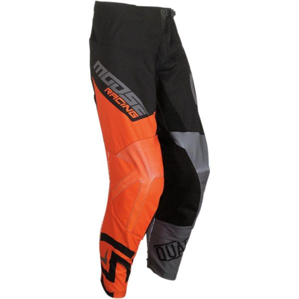 Moose Racing Pantaloni Qualifier Black/Orange S9