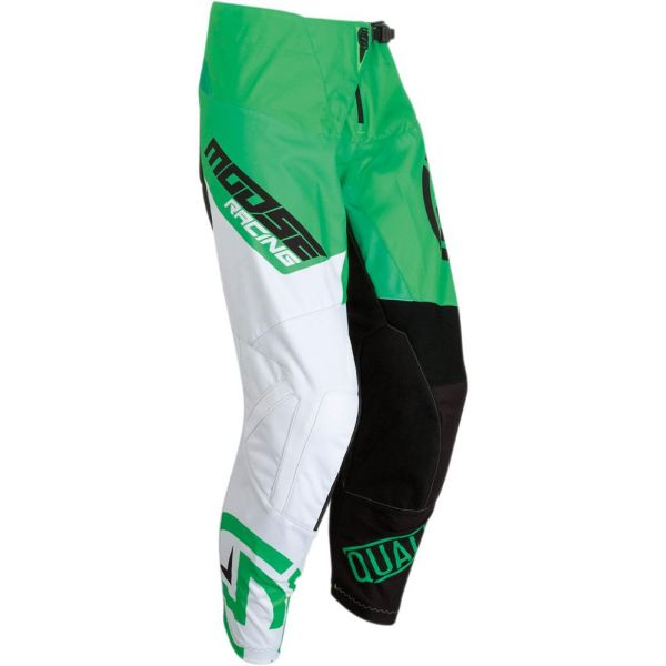 Moose Racing Pantaloni Qualifier Green/White S9