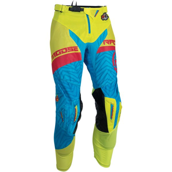 Moose Racing Pantaloni S7S Sahara Yellow/Blue