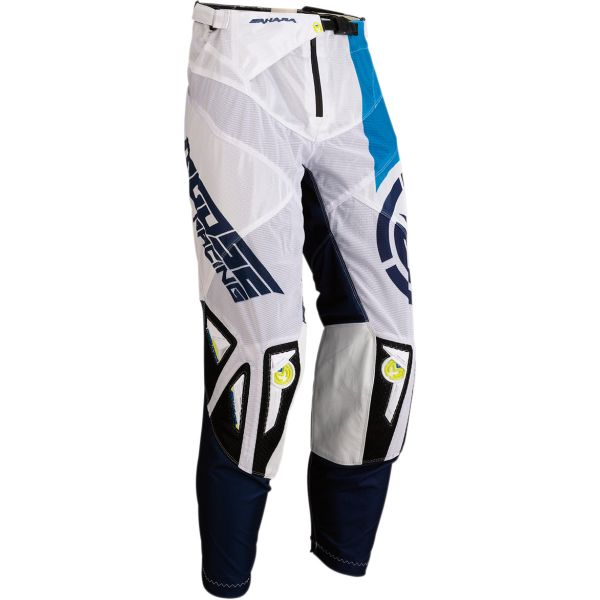 Moose Racing Pantaloni Sahara S20 White/Navy