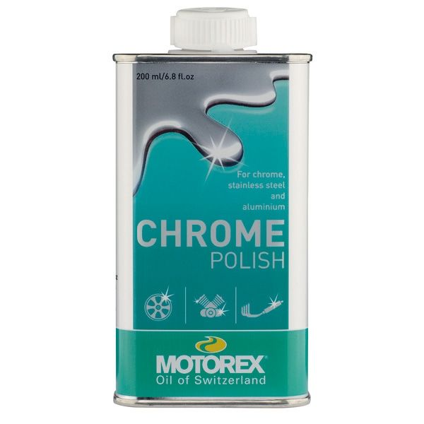 Motorex CHROME POLISH - 200ML