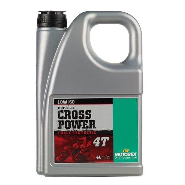 Motorex CROSS POWER 10W60 - 4L