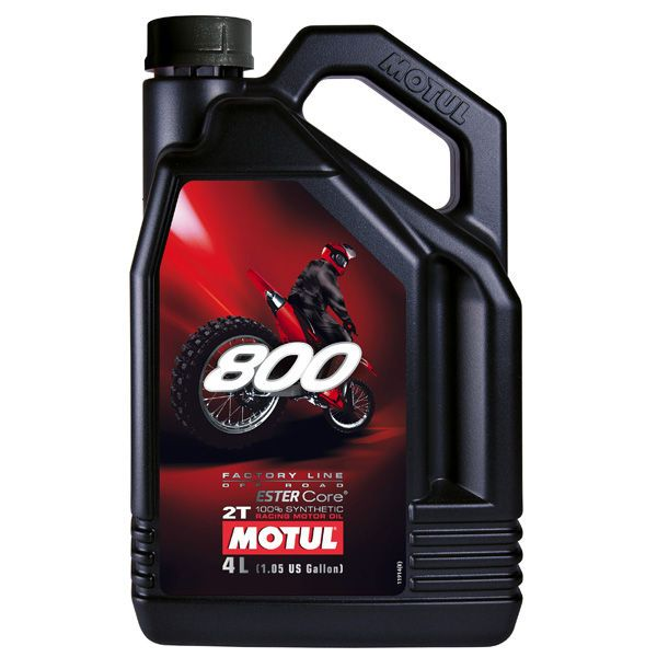 Motul 800 2T Off Road 4L