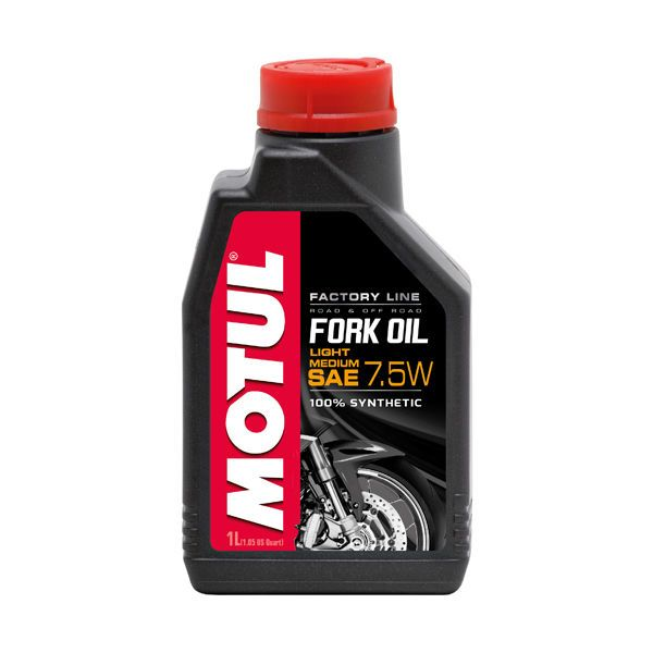 Motul Fork Oil 7.5 W Medium