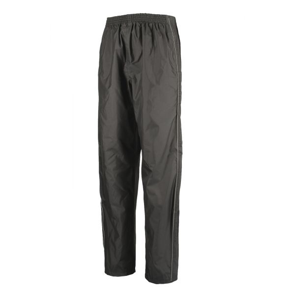 OJ Pantaloni Ploaie Down Plus Black