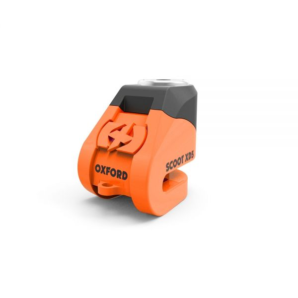 Oxford Blocator Disc Frana Scoot XD5 5 MM Orange/Black