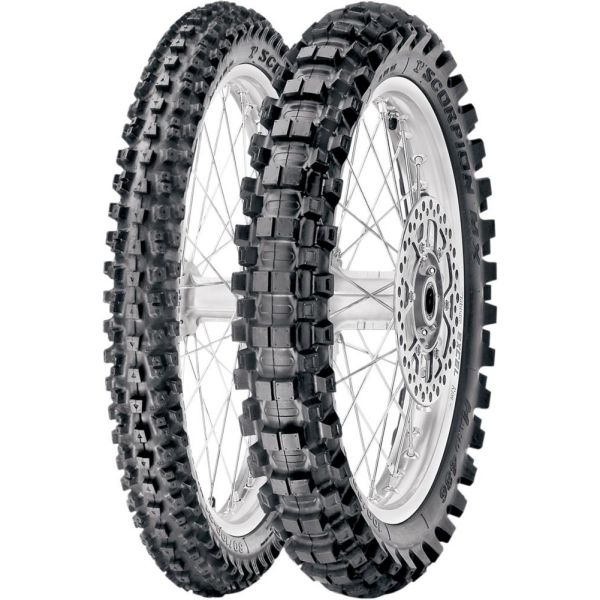 Pirelli ANVELOPA SCORPION MX HARD 486 SPATE 110/90-19 62M TT NHS
