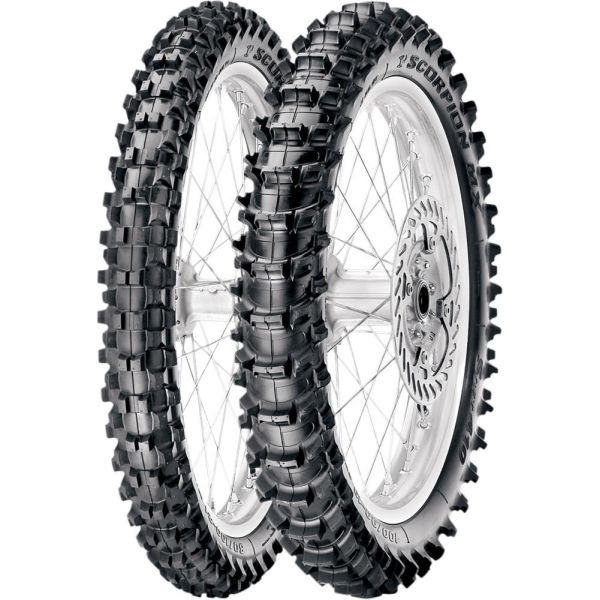 Pirelli ANVELOPA SCORPION MX SOFT 410 SPATE 110/90-19 62M TT NHS