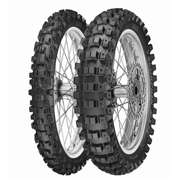 Pirelli ANVELOPA SCORPION MX32 MID HARD 120/80-19 (63M) TT