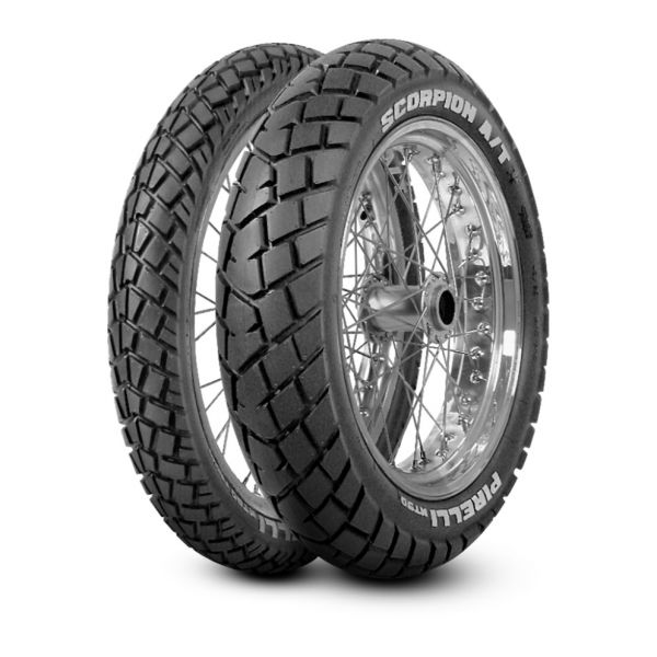 Pirelli SET MT 90 A/T SCORPION - 90/90-21, (54S) + 150/70-18, (70V) (PI1005200 + PI1421900)