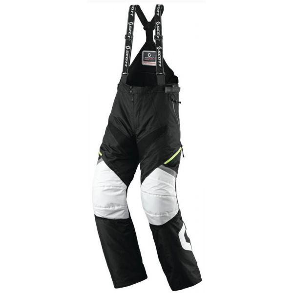 Scott Pantaloni SMB Comp Two TP Black/White