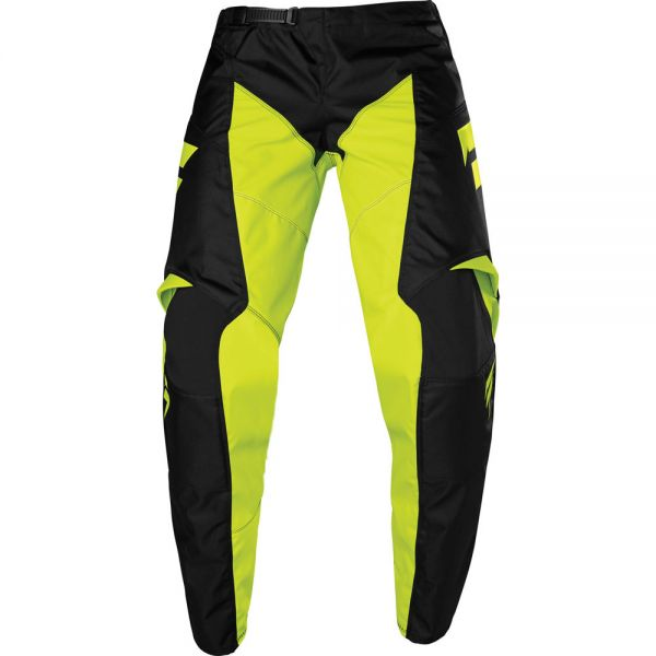 Shift Pantaloni Whit3 Label Race Flo Yellow 2020