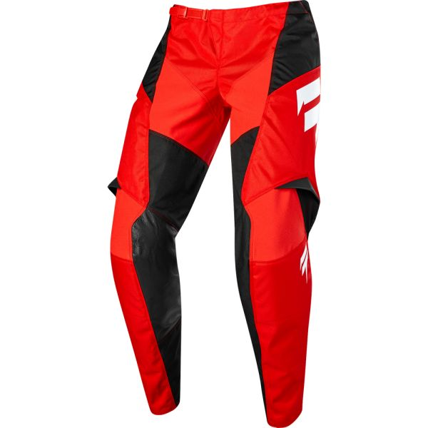 Shift Pantaloni Whit3 York Red/Black 2019