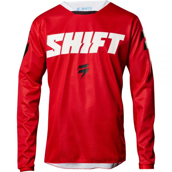 Shift Tricou Whit3 Ninety Seven Red 2019
