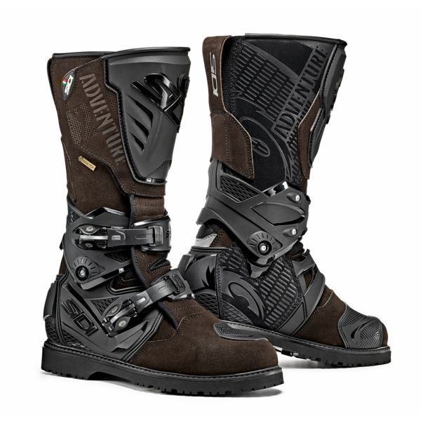 Sidi Cizme Adventure 2 Gore Brown 2019
