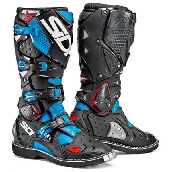 Sidi Cizme Crossfire 2 Blue/Black