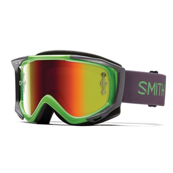 Ochelari cross-enduro Smith Ochelari MX Fuel V2 Sweat XM REACTOR