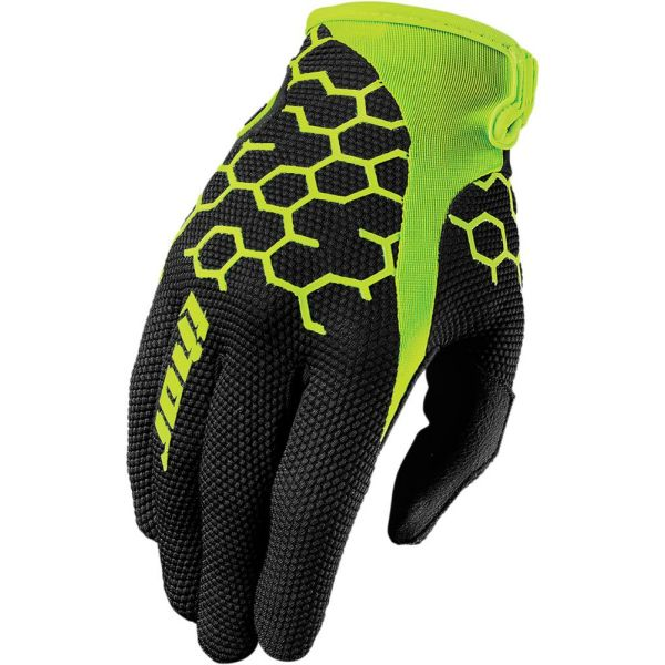 Manusi MX-Enduro Thor LICHIDARE STOC Manusi S7 Draft Black/Green