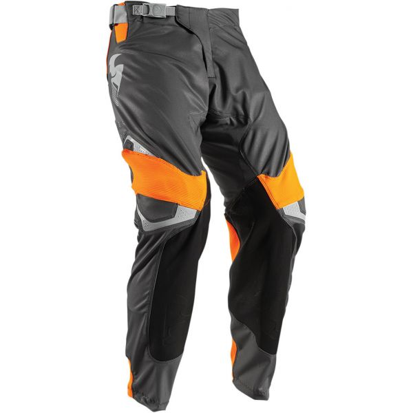 Pantaloni MX-Enduro Thor LICHIDARE STOC Pantaloni S7 Prime Fit Rohl Grey/Orange