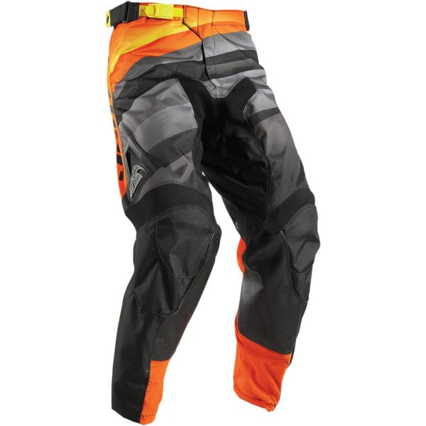 Pantaloni MX-Enduro Thor LICHIDARE STOC Pantaloni S7 Pulse Velow Black/Orange
