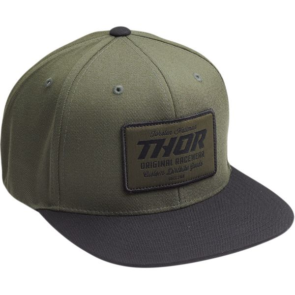 Thor Sapca Goods S20 Gray/Military Green