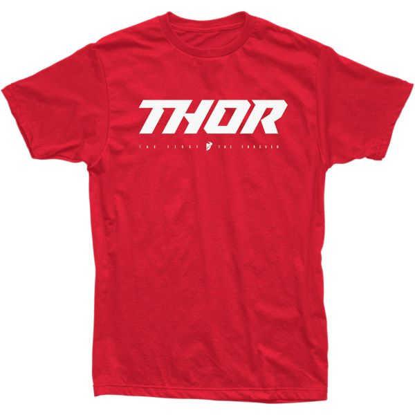 Tricouri casual Thor Tricou Loud 2 S20 Red