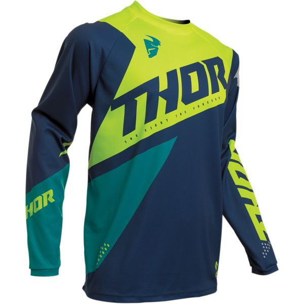 Thor Tricou Sector Blade S20 Navy/Acid