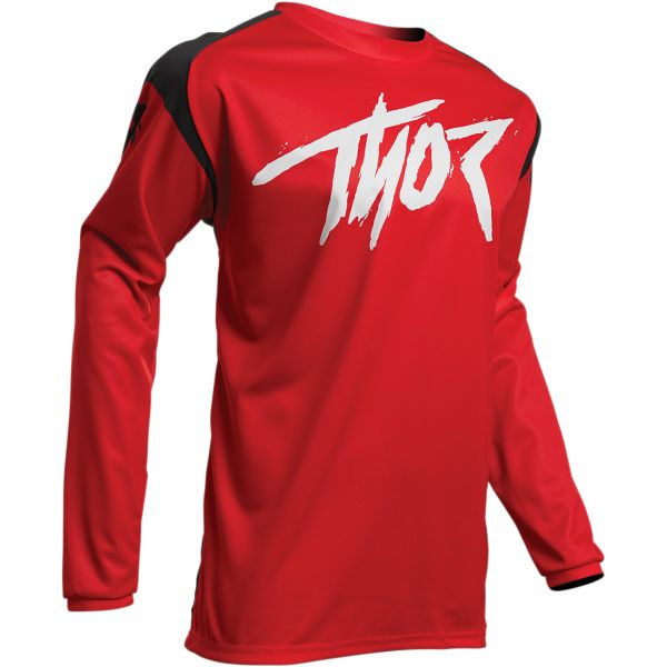 Thor Tricou Sector Link S20 Red/Black