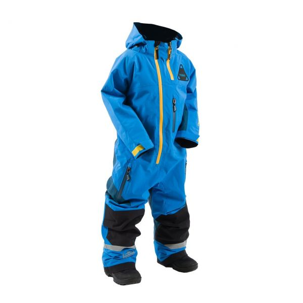 Tobe Novus Mono Suit Blue Aster 2020 Kids