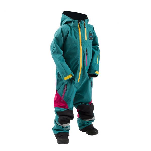 Tobe Novus Mono Suit Deep Jungle 2020 Kids
