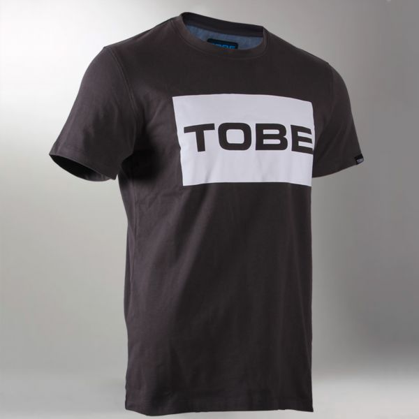 Tobe Tricou Codex Gray