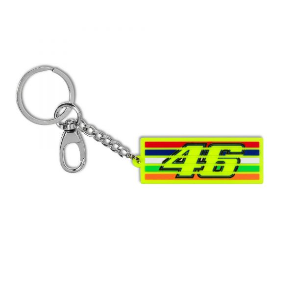 VR46 Breloc Stripes 2019 VRUKH355803