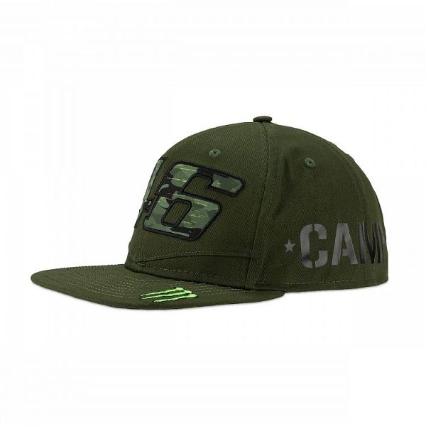 VR46 Sapca ADJ Camp Military MOMCA317308