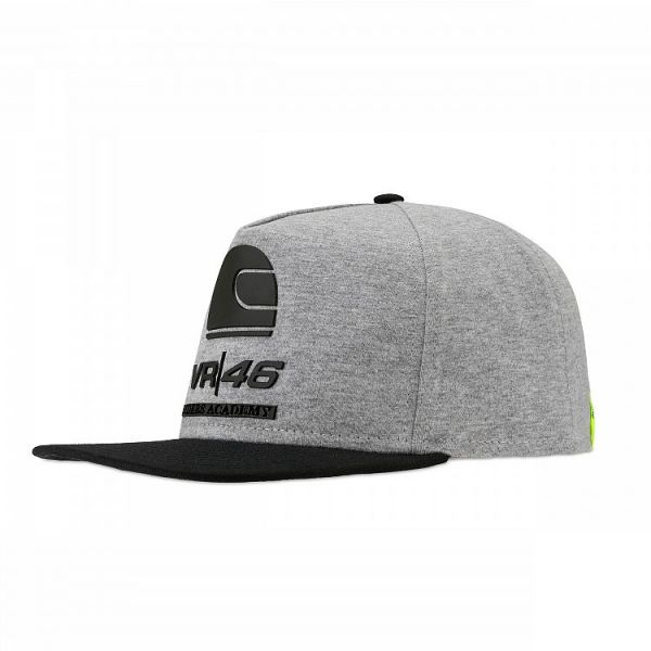 VR46 Sapca ADJ Cap Corporate Grey RAMCA318405