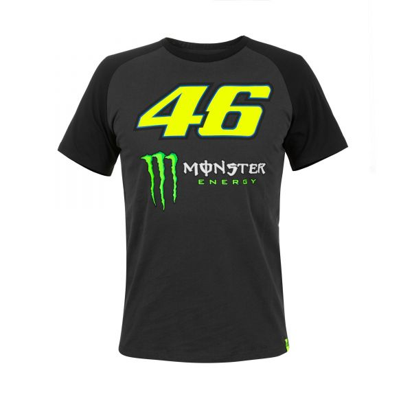 VR46 Tricou Monster Dual Grey MOMTS316720