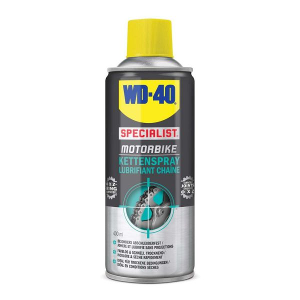 WD-40 Spray Lubrifiant Lant Specialist 400 ml